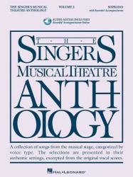 The Singer's Musical Theatre Anthology, Volume 2: Soprano (ISBN: 9781423423690)