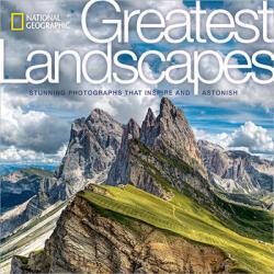 National Geographic Greatest Landscapes - George Steinmetz (ISBN: 9781426217128)