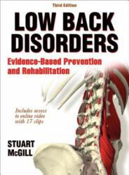 Low Back Disorders - Stuart McGill (ISBN: 9781450472913)