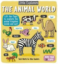 Little Explorers: The Animal World (ISBN: 9781499802498)