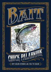 Bait: Off-Color Stories for You to Color (ISBN: 9781506703114)