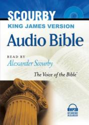 Scourby Bible-KJV (ISBN: 9781598563597)