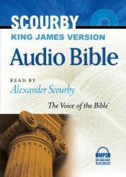 Scourby Bible-KJV (ISBN: 9781598563597)