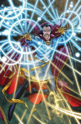 Marvel Universe Doctor Strange (ISBN: 9781302902308)