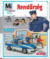 Mi micsoda junior: Rendőrség (2017)