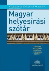 Magyar helyesírási szótár (2017)
