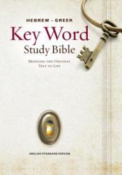 Hebrew-Greek Key Word Study Bible-ESV - AMG Publishers (2013)