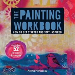 Painting Workbook - Alena Hennessy (2014)