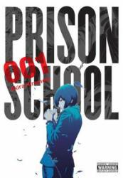 Prison School, Volume 1 (2015)