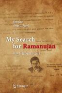 My Search for Ramanujan - Ken Ono, Amir D. Aczel (2016)