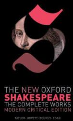 New Oxford Shakespeare: Modern Critical Edition - William Shakespeare (2016)