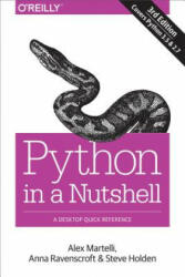 Python in a Nutshell - A Desktop Quick Reference (2017)