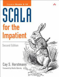 Scala for the Impatient (2016)