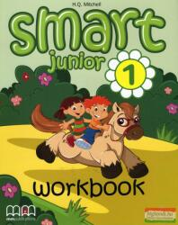 Smart Junior 1 Workbook (ISBN: 9789604438136)
