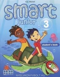 Smart Junior 3 Student's Book (ISBN: 9789604438242)