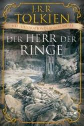 Der Herr der Ringe - John Ronald Reuel Tolkien, Alan Lee, Margaret Carroux (2016)