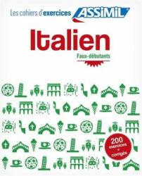 ITALIEN CAHIER DEXERCICES (ISBN: 9782700506396)
