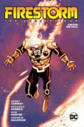 Firestorm the Nuclear Man (2016)
