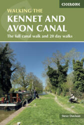 Kennet and Avon Canal - The Full Canal Walk and 20 Day Walks (2016)