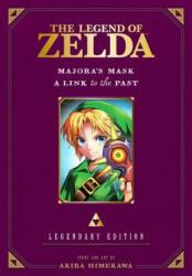 Legend of Zelda: Majora's Mask / A Link to the Past (2017)