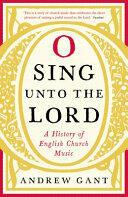 O Sing Unto the Lord (2016)
