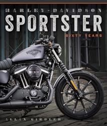 Harley-Davidson Sportster - Allan Girdler (2017)