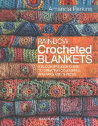 Rainbow Crocheted Blankets (2016)