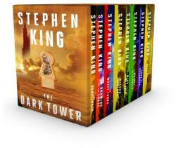 The Dark Tower 8-Book Boxed Set - Stephen King (2016)