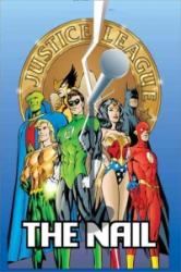 JLA The Nail Another Nail Deluxe Edition HC (2017)