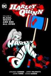 Harley Quinn Vol. 6: Black, White and Red All Over (2017)