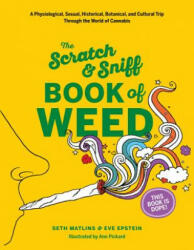 Scratch & Sniff Book of Weed (2017)