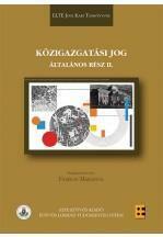 Közigazgatási jog (ISBN: 9789633122686)