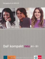 DaF kompakt neu A1-B1. bungsbuch + MP3-CD (ISBN: 9783126763110)