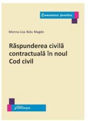 Răspunderea civilă contractuală în noul Cod civil (ISBN: 9786062707262)