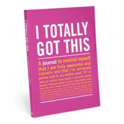 I Totally Got This Inner-Truth Journal (2017)