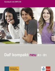 DaF kompakt neu A1-B1. Kursbuch + MP3-CD (ISBN: 9783126763103)
