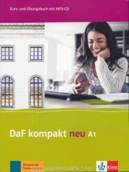 DaF kompakt neu A1. Kurs- und bungsbuch + MP3-CD (ISBN: 9783126763134)