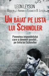 Un băiat pe lista lui Schindler (ISBN: 9786067761467)