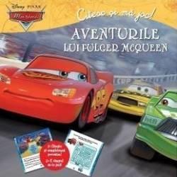 Disney. Mașini! Aventurile lui Fulger McQueen. Citesc și mă joc! (ISBN: 9786063314377)