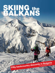 SKIING the BALKANS (ISBN: 9786199080900)