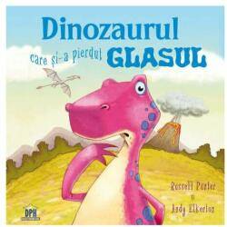 Didactica Publishing House Dinozaurul Care Si-a Pierdut Glasul (ISBN: 5948489355660)