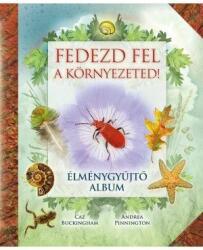 Fedezd fel a környezeted! (ISBN: 9789633044568)