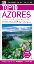 Azori-szigetek Azores útikönyv Top 10 2017 - angol (ISBN: 9780241293119)