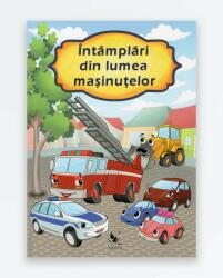 INTAMPLARI DIN LUMEA MASINUTELOR (ISBN: 9789737147042)