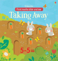 Slide and See Taking Away in the Garden - Hannah Watson (ISBN: 9781474922265)