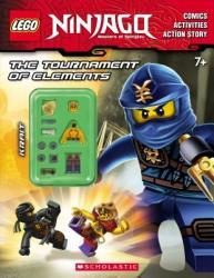 Lego Ninjago: The Tournament of Elements (Activity Book with - Ameet Studio (2015)