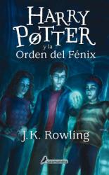 Harry Potter 5 y la orden del Fénix - Joanne K. Rowling, Gemma Rovira Ortega (2015)