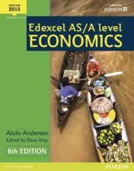 Edexcel AS/A Level ECO (2015)