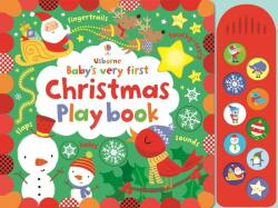 Baby's Very First Touchy-Feely Christmas Play Book (2015)