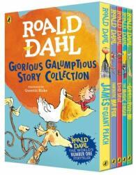 Roald Dahl's Glorious Galumptious Story Collection (2016)